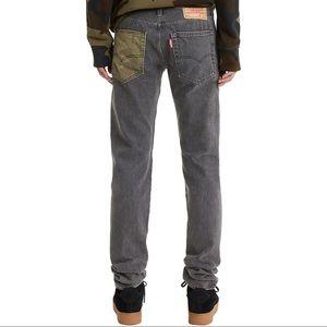 Levi's 'Enter The Jungle' 512 Slim Taper Jeans
